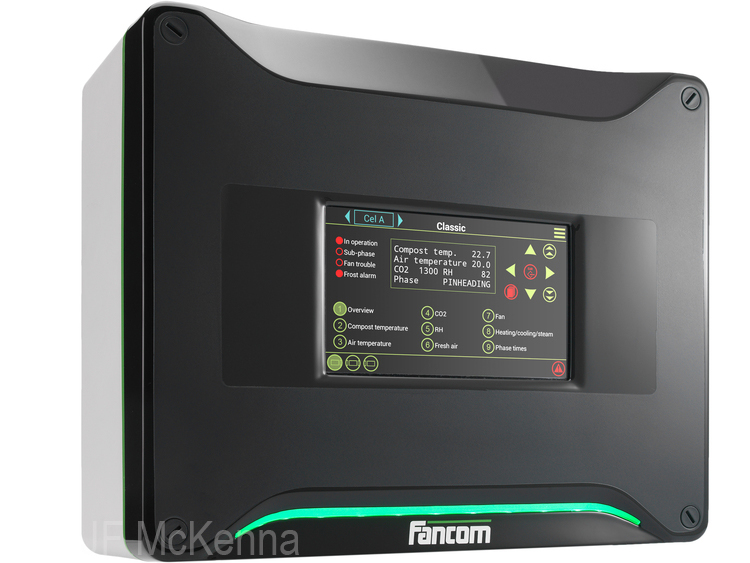 Fancom Control Unit