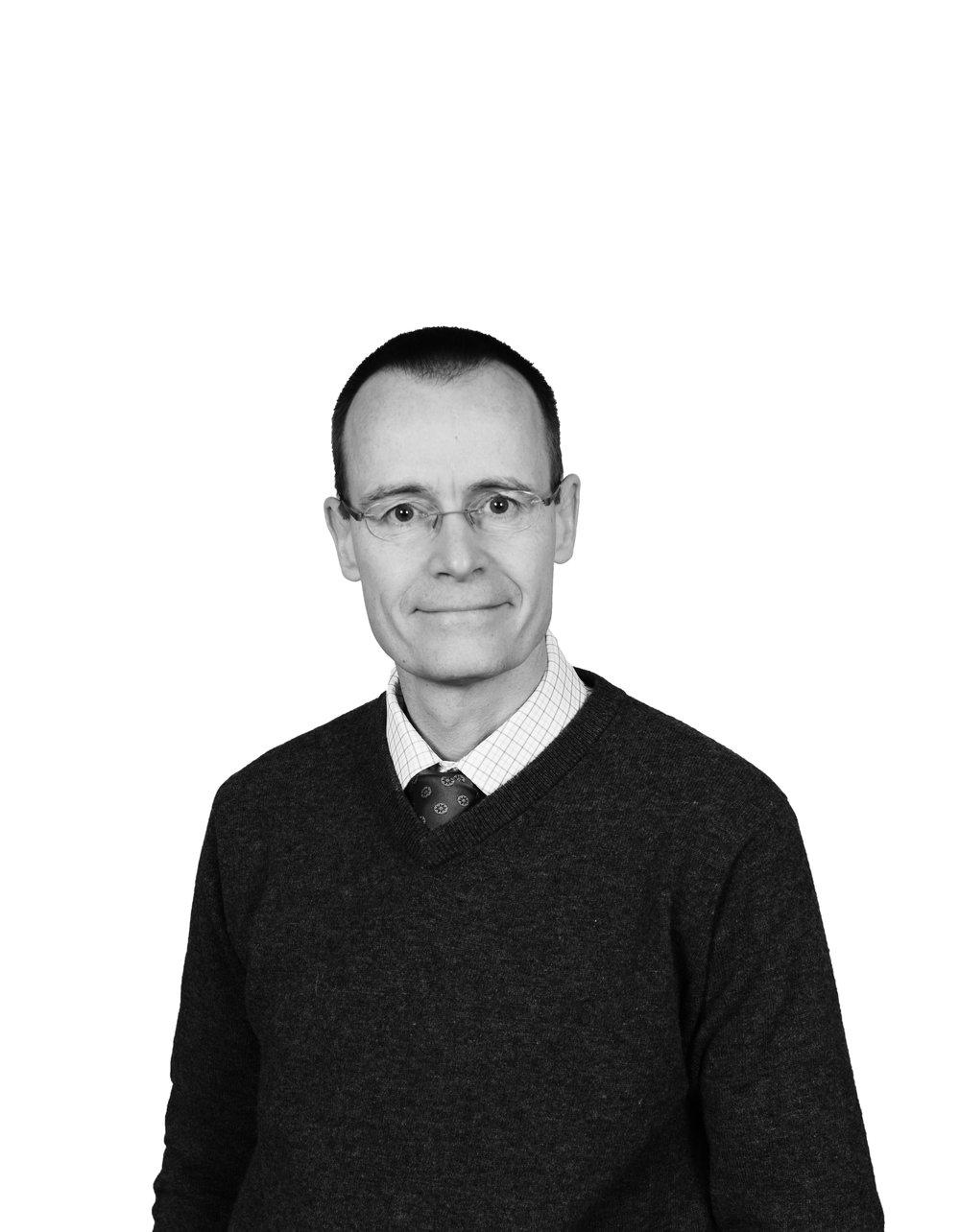 Nick van der Veer   Financial Director