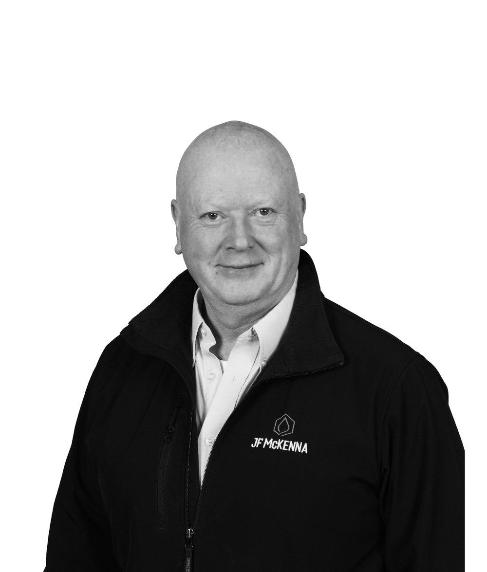 Kieran Murphy   Sales & Technical, Mushrooms & Poultry