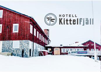 Erbjudande Hotell Kittelfjäll