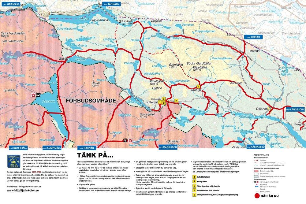 Karta skoterleder - PDF - tryck på kartan så får du upp den i större format.