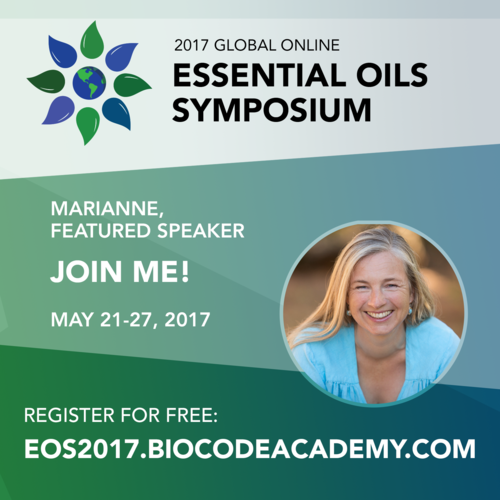 essential oils symposium