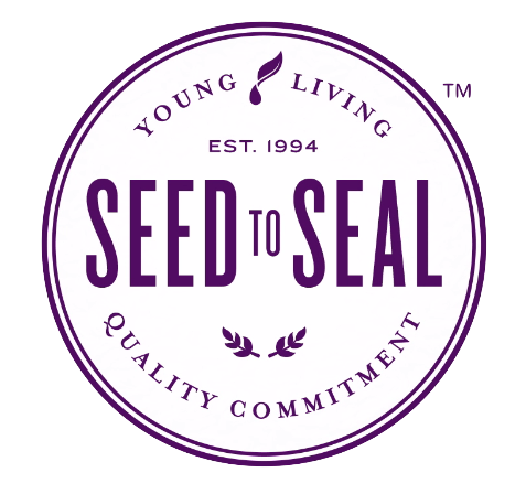 Young Living Quality Commitment logo