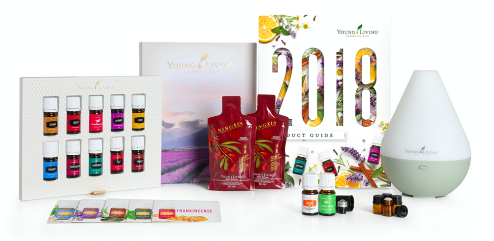 Starter Essential Oils Kit