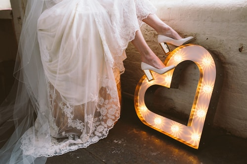 #Love Charlotte Mills at ONE1 Bridal