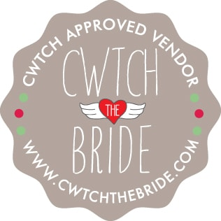 ONE1 bridal approved vendor by cwtch the bride