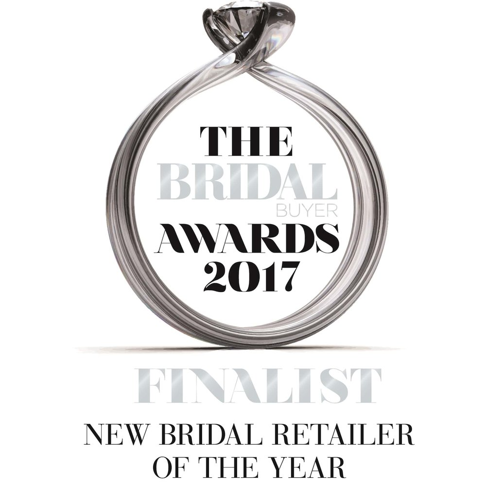 Wedding awards bridal retailer