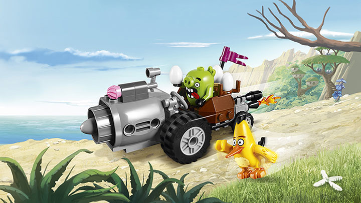 Piggy Car Escape (75821) – £11.99