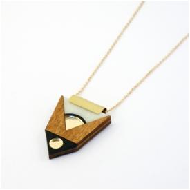 275x275.clip.amulet Necklace - Cream.jpg