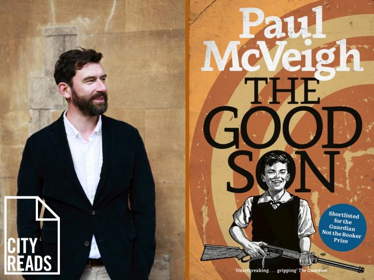 City Reads - Paul McVeigh - The Good Son