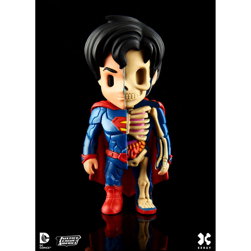 Jason Freeny - XXRAY Superman - £22