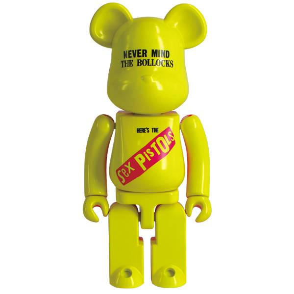 Medicom Toy Be@rbrick Sex Pistols - £90