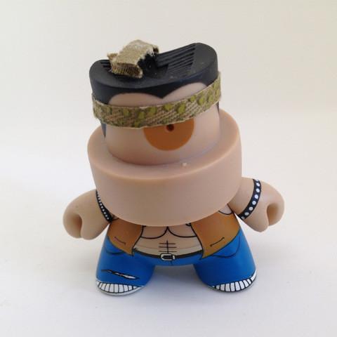 Kidrobot - Fatcap Series 1 - £8