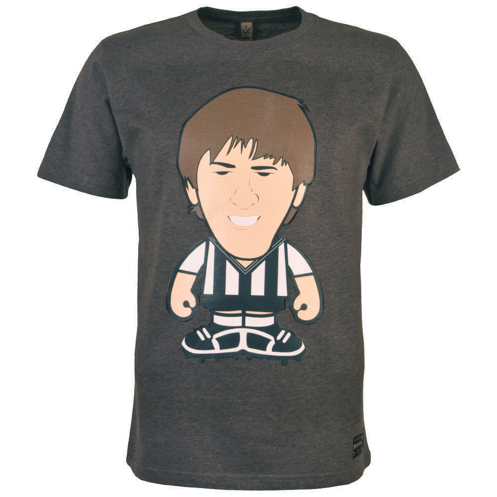 Beardsley T-Shirt via  Toffs