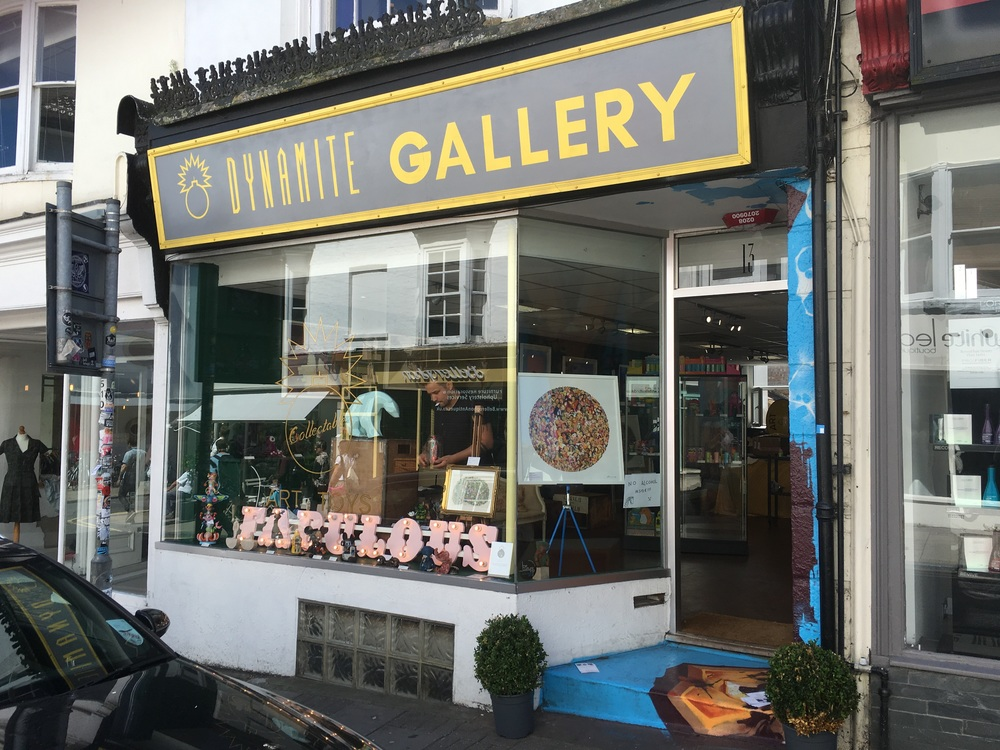 My favourite art gallery in Brighton