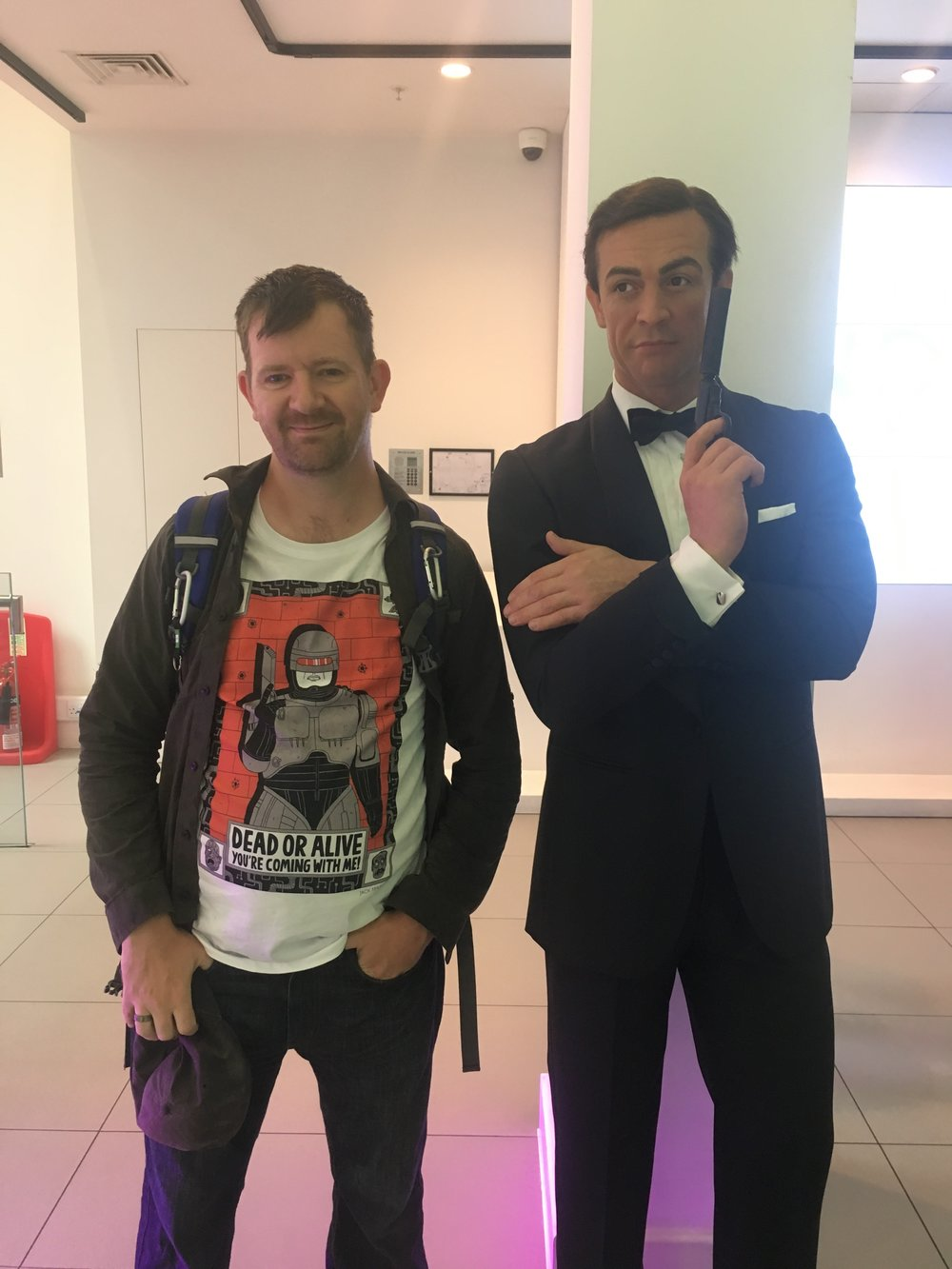 Me & Bond, James Bond