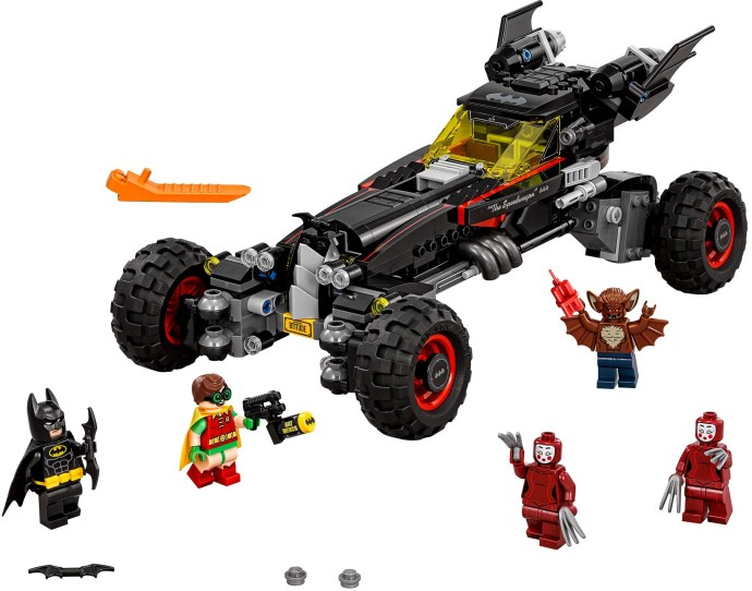 The Batmobile - £54.99