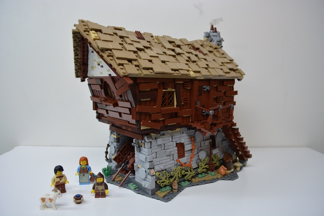 Medieval Watermill   As of 19/2/17 - 6610 supporters, 700 days left   Read More