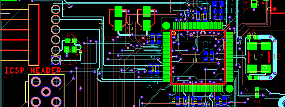 Microchip PIC32 Design