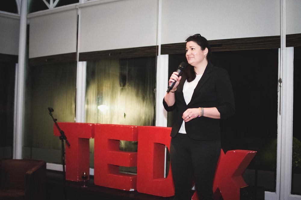 Student Speaker Winner: Rachel Martinez Hall