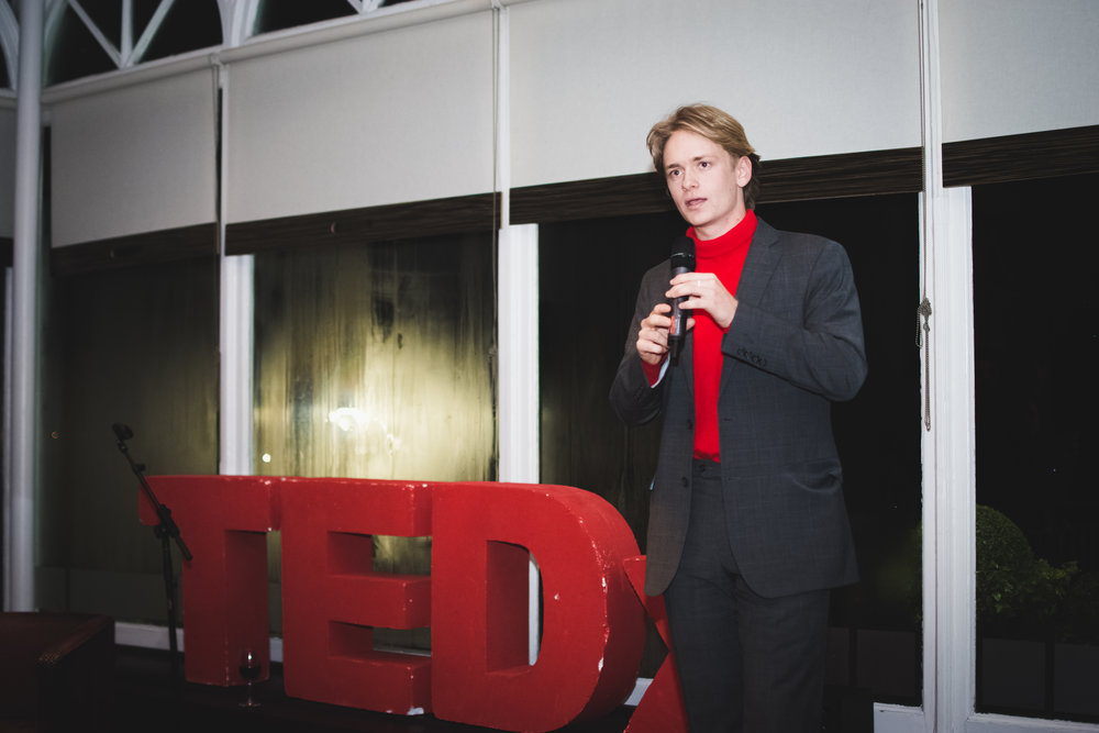 Student Speaker Finalist: Sebastian Hervas Jones