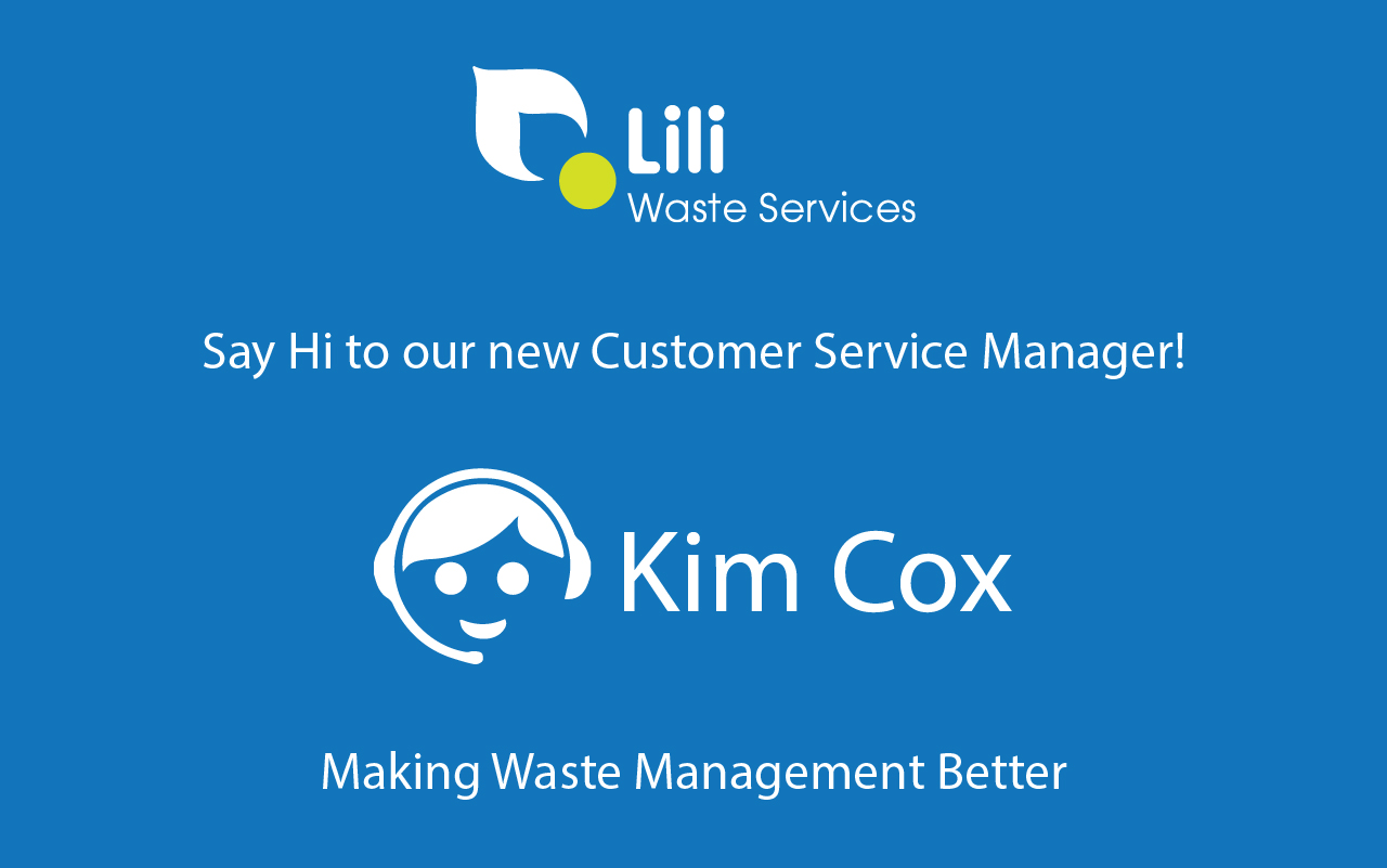 Say Hi to our new Customer service manager! — Lili Waste