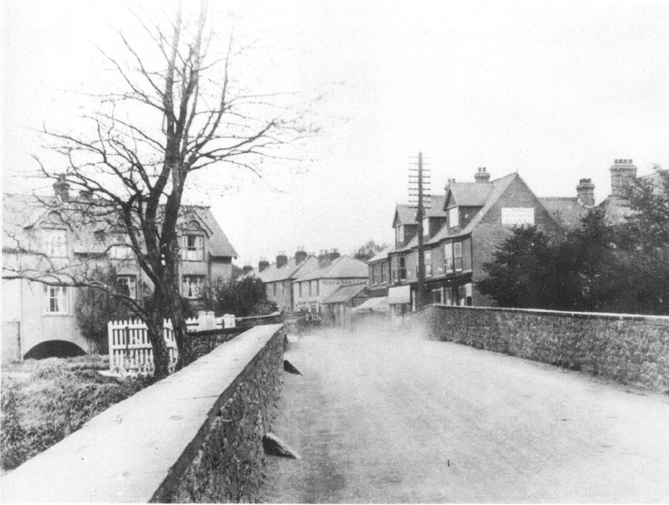 Longford bridge, Sevenoaks