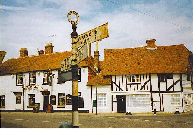 Marden, Kent.