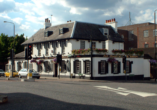 The Swann, West Wickham, South London.