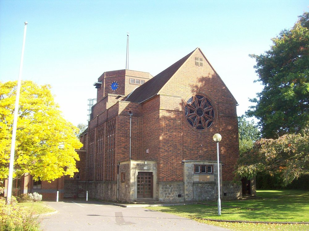 Paddock Wood church.