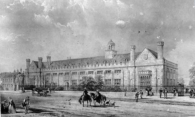 Tonbridge School.
