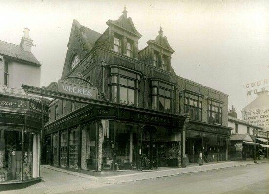 Grove hill road, Tunbridge Wells.