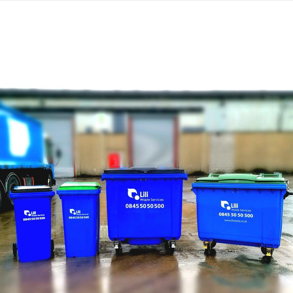 Trade Waste Headcorn, Kent