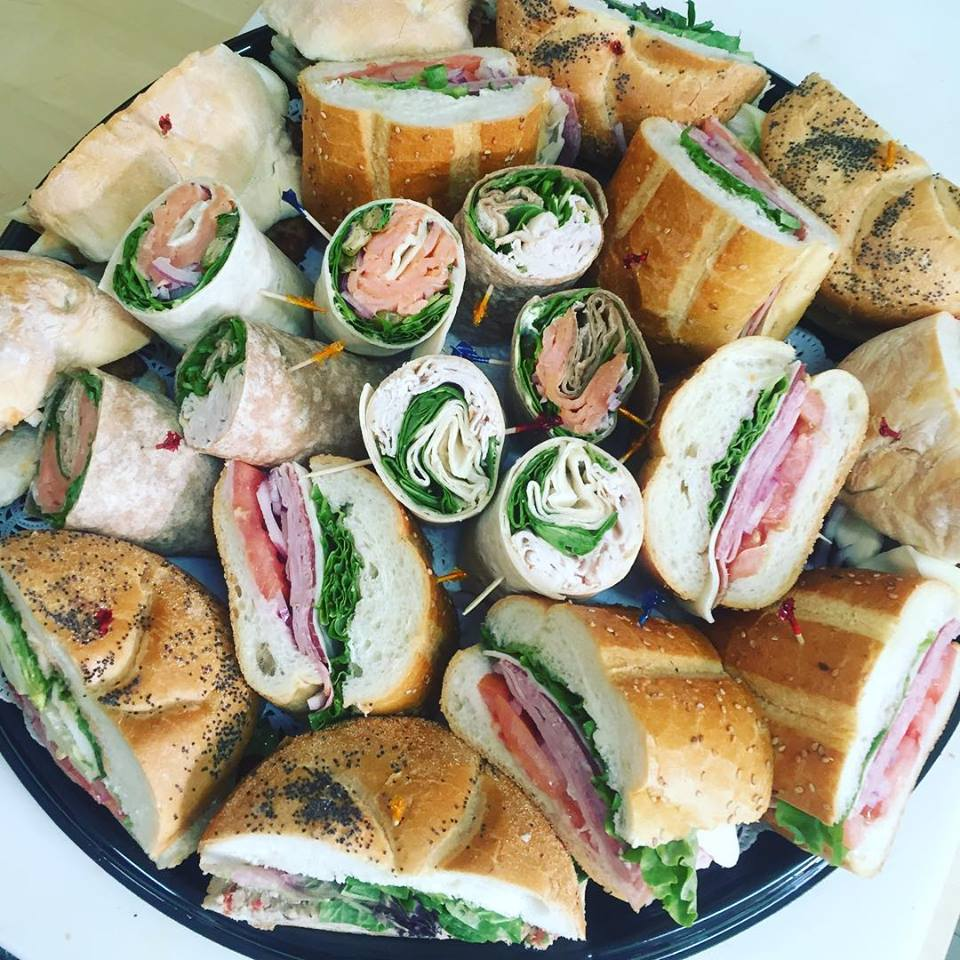 Assorted Sandwich and Wrap Platter