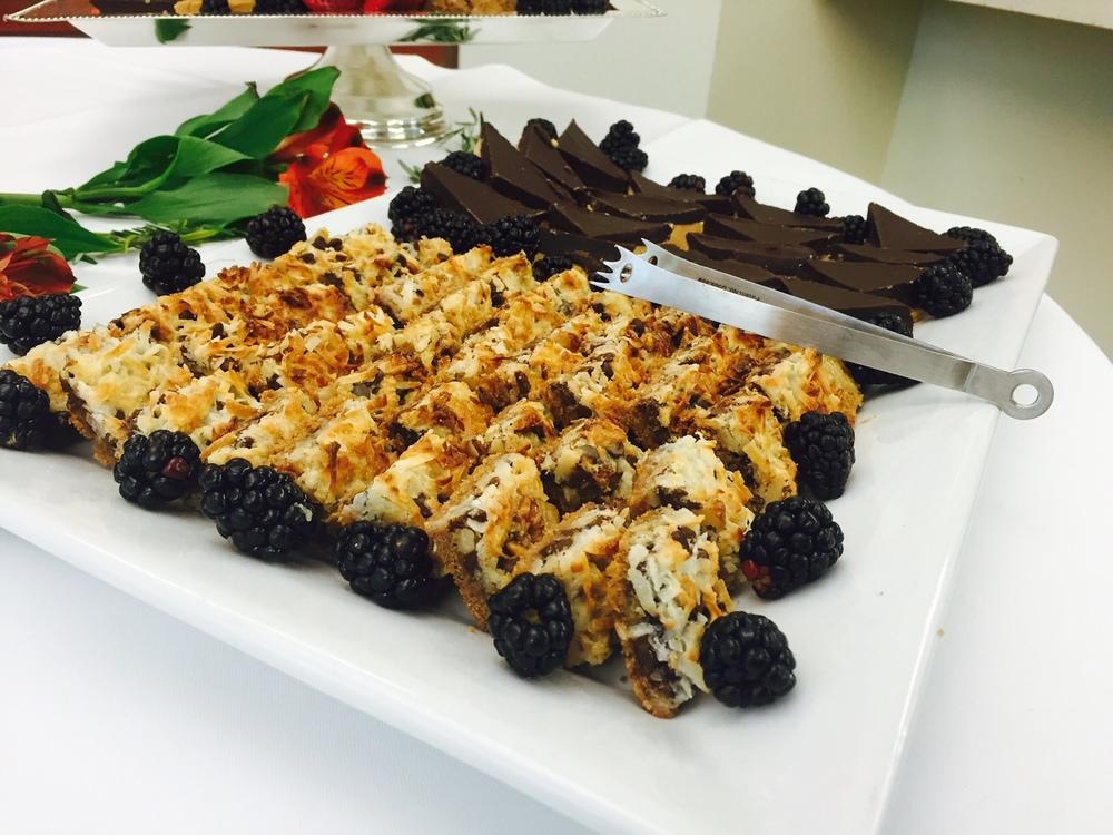 House Made Dessert Selection