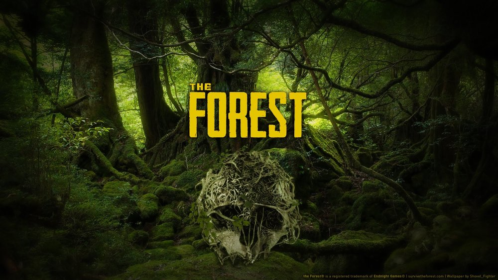 The Forest - Developed by Endnight Games, available on Windows & Playstation 4.