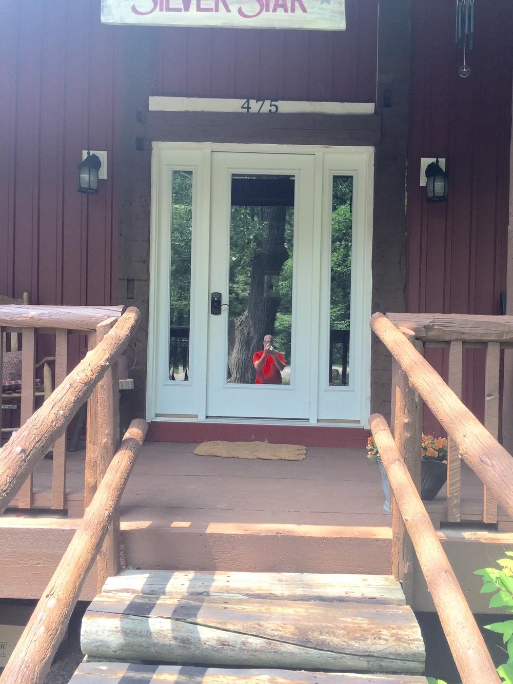 Silver Lake Michigan Silver Star Front Door.jpg