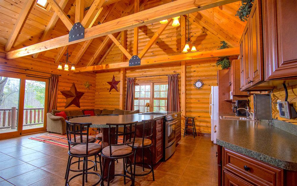 Pentwater Michigan Cabin Great Room .jpg