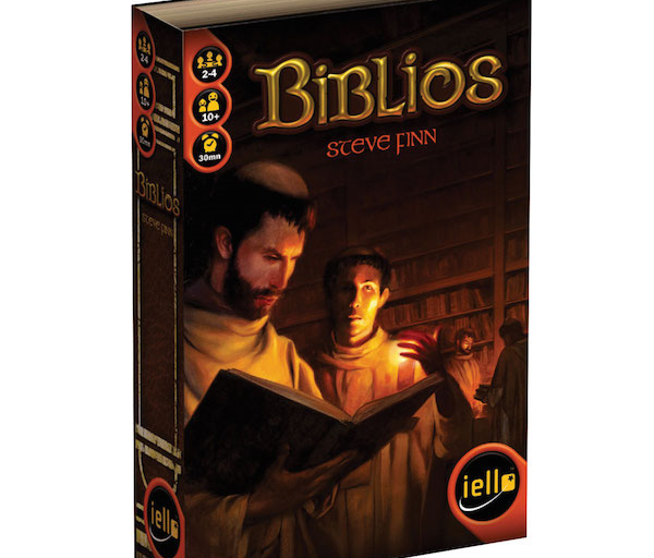 The Process: Biblios by Steve Finn