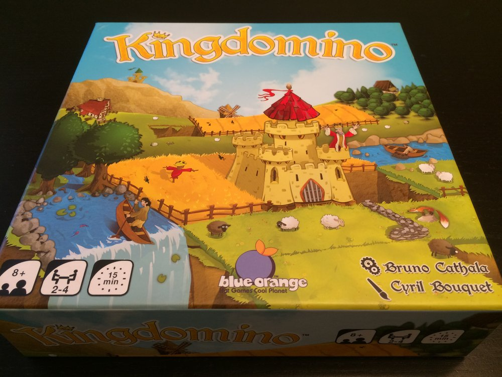 Kingdomino - Meaningful Decisions: Bruno Cathala on Design Choices in Kingdomino
