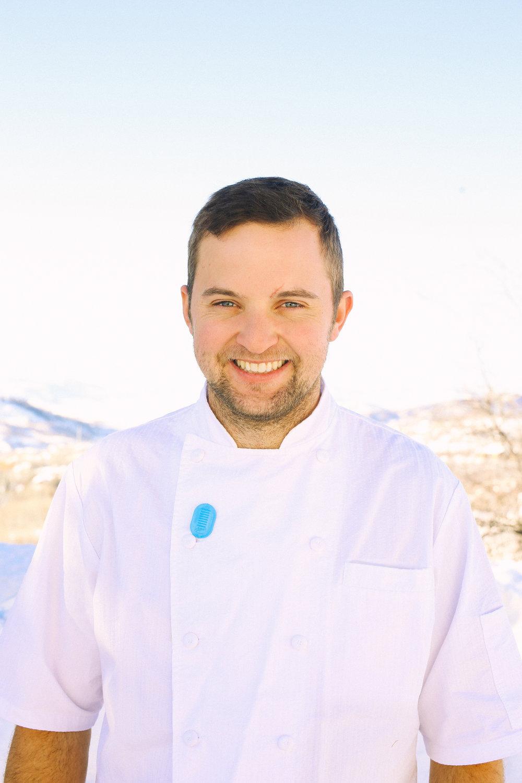 Chef - Patrick Ayres