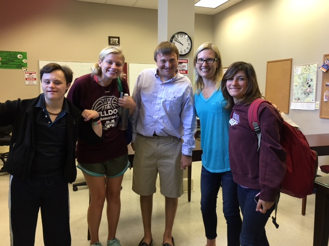 The access program at Mississippi State University raised $40 for their favorite nonprofits by sharing how they are using their Healing Touch!