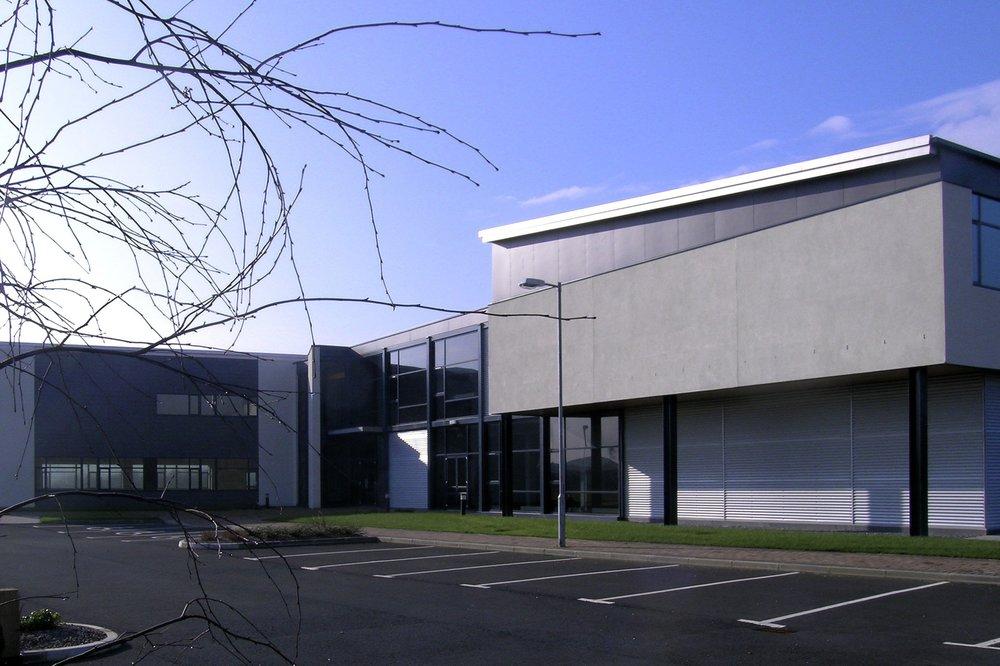 Strabane Business Units -
