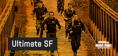 Ultimate Special Forces Endurance Course