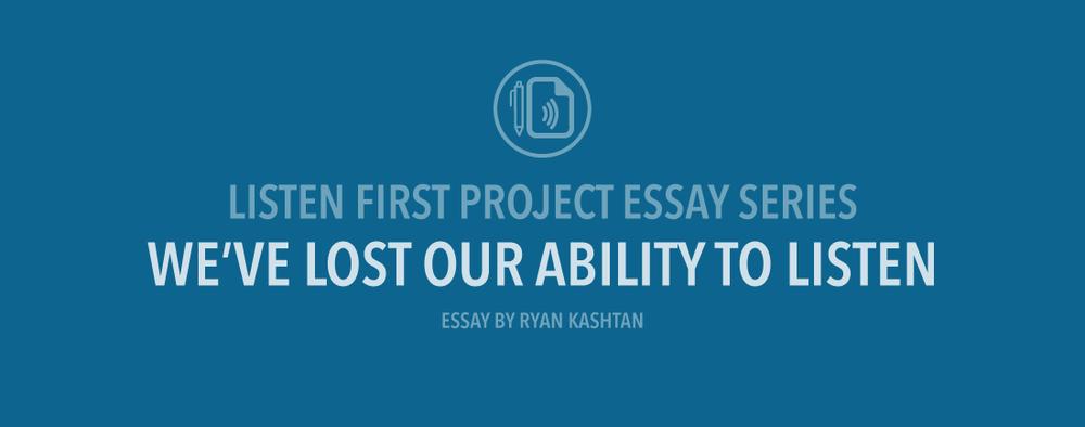essay on ability