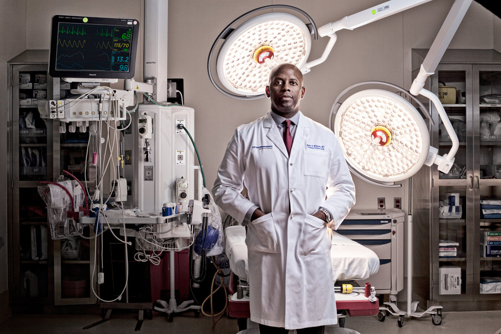 D Magazine: A Dallas ER Doc Confronts Racism