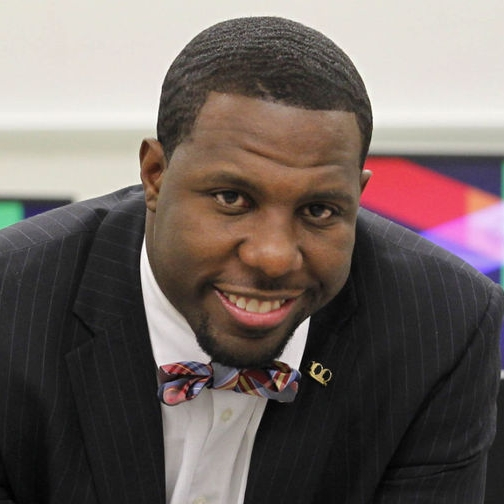 Dr. Wes Bellamy - Charlottesville City Councilman
