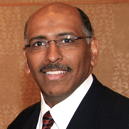 Michael Steele - Former Republican National Committee Chair and former Lt. Gov of Maryland