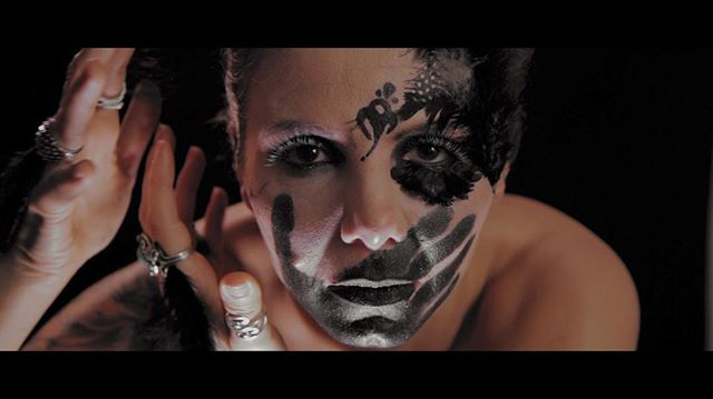 Speak your truth always. Dont let anyone shut you down. #screenshot #musicvideo #opposites #progressivemetal #progressiverock #progrock #progmetal #prog #femalevocals #femalefronted #ambientmetal #melodicmetal #linkinbio #darkvslight #mua @elmua1 #director @clockworkal3x #perspectives #camerashot #witchinghour #artmakeup #makeupart