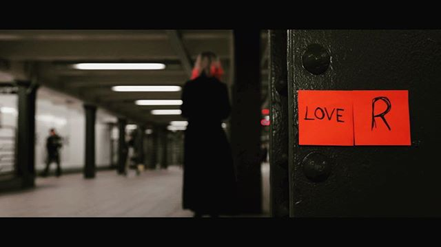Bring on the Lover.... #screenshot #opposites #musicvideo #lover #bringiton #nycsubway #williamsburg #progrock #progmetal #subwayphotography @clockworkal3x #ascendingdawn #keepingitreal #melodicmetal #ambientmetal #tesseract #progressivemetal #femalefronted #progressiverock #hardrock #evanescence